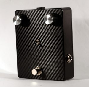 a picture of the analog tremolo from ando effects