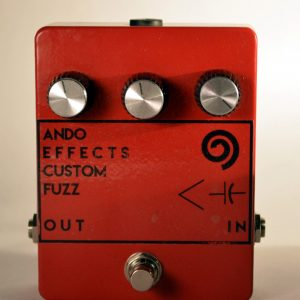 Ando Effects Custom Muff