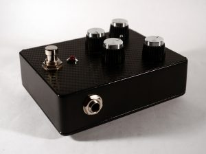 The SFT overdrive Clone With Stones and Stoner Switch